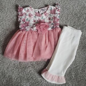 Little Lass Baby Girl Outfit
